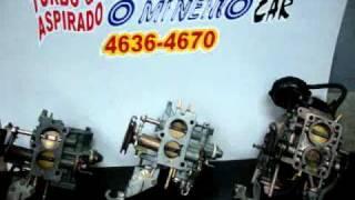 Video Carburadores 2E 3E E TLDZ Com 2° Estágio Mecânico