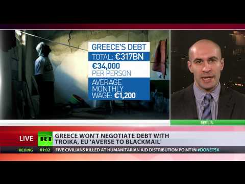 Greece set on action: New govt rejects austerity, cooperation with troika