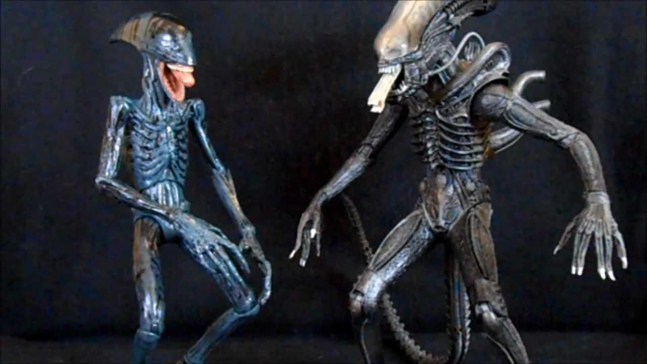 Xenomorph Queen Prometheus Deacon Alien Queen &qu...
