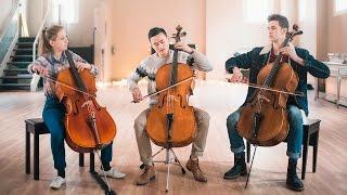 """""""Stranger Things"""" Cello Medley - Nicholas Yee"""