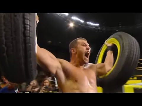 WWE NXT: NXT Rookie Challenge: The Obstacle Course