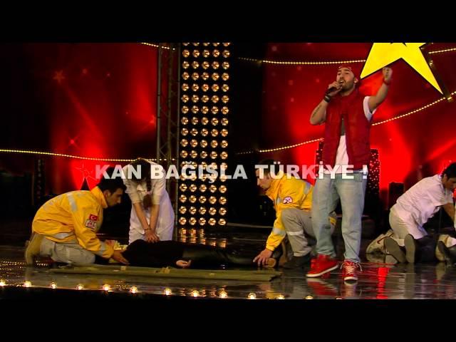 Yetenek Sizsiniz Türkiye Yarı Final - İmza