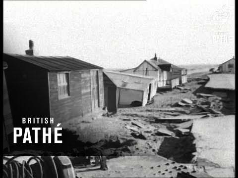 Floods In Eastern England (1949)