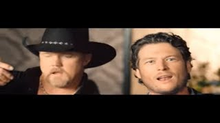 Blake Shelton ft. Trace Adkins - Hillbilly Bone
