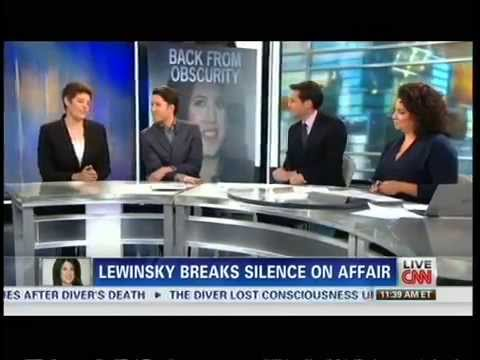 Sally Kohn Discusses Monica Lewinsky and (Non-Existent) Impact on Hillary Clinton's Candidacy