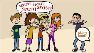 Because I Won't Pull Your Hair, That Makes Me Sexist?