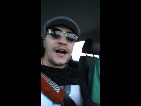 DJ TUBET & PSAICOPAT KPAX - FREESTYLE IN DA CAR