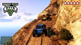 GTA 5 Off-Roading!!! CUSTOM BUGGIES! GTA 5 Hanging