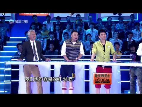 男左女右 刘雨欣爆乳装亮相 自曝曾被男友背叛 130323 HD