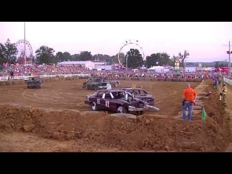 Wilson County TN Demo Derby 2013 all Videos