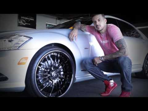 LA Clippers Basketball Star Matt Barnes Rides Rucci