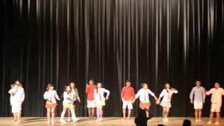 """UB Dance Troupe """"WHOOPS KIRI!!"""""""