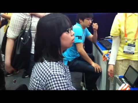 [WIS 2011 Video] SungKyunKwan Univ. to Introduce '3D Motion Globe Mouse'