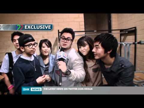 EXCLUSIVE: interview Kevjumba, Nigahiga, A Garcia, Jayesslee, D-Pryde and Maribelle Anes together!