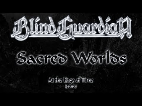 Blind Guardian - Sacred Worlds (Lyrics English & Deutsch)