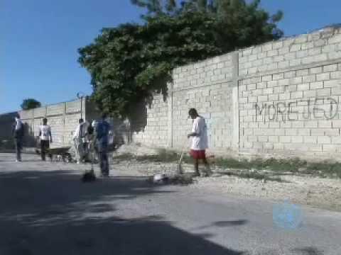Semèn sitwayènte - HAITI