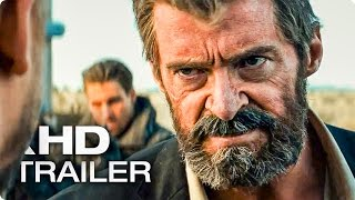 LOGAN Trailer (2017) X-Men Wolverine