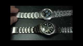 Abrir relojes para cambiarles la pila