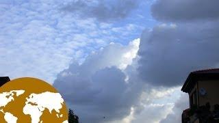 Conocimiento del medio: El aire y la atmósfera