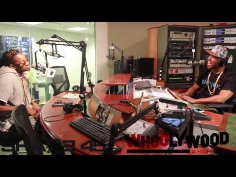 2 CHAINZ vs DJ WHOO KID on the WHOOLYWOOD SHUFFLE on SHADE 45