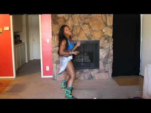 Zumba inspired FUN LATIN SOCA DANCE WORKOUT!!