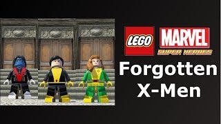 LEGO Marvel Super Heroes The Video Game The Forgotten X