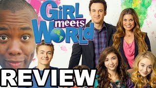 GIRL MEETS WORLD REVIEW : Black Nerd