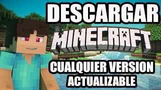 Descargar Minecraft 1.7.2 Pirata (Todas Las Versiones) (No