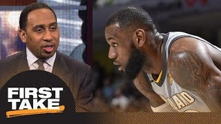 Stephen A. Smith on Cavaliers' trades: These new players are all drama-free | First Take | ESPN