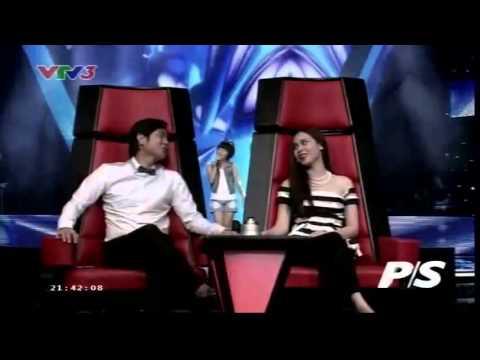 Giọng Hát Việt Nhí - The Voice Kids HD 2013 Vòng Giấu Mặt Hà Phạm Anh Thư Giọt Sương Và Chiếc Lá