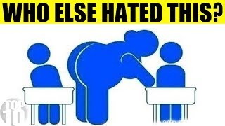 10 THINGS WE ALL HATE ABOUT SCHOOL