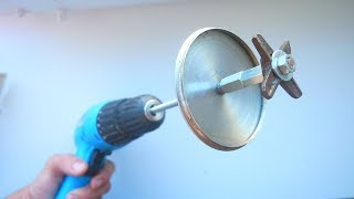 11 Best Life Hacks with Drill DIY Ideas