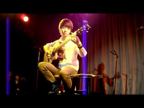 (Extreme) More than Words - Sungha Jung (live @ NYC Canal Room)