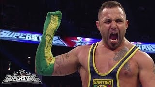 Kofi Kingston Vs. Santino Marella: WWE Superstars, Nov. 1