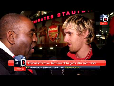 Arsenal 2 Swansea 2 - We Should Stick With Wenger says Blondie