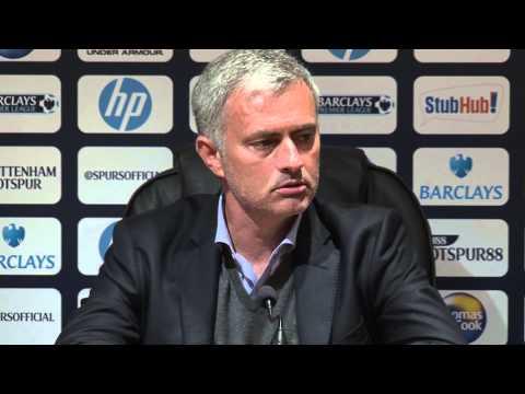 Mourinho slams Vertonghen