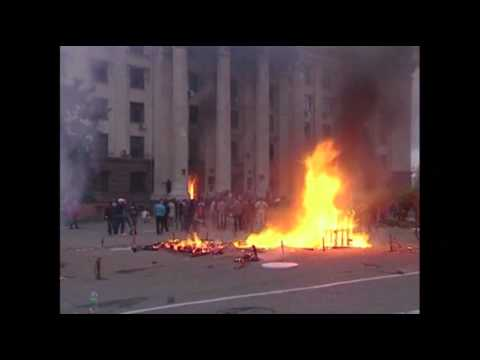 Raw: Deadly Fire Kills Dozens in Odessa