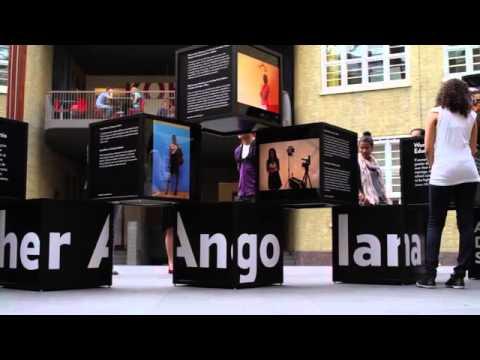 Exposição da Mulher Angolana em SP