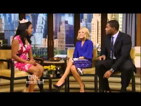 Miss America Winner 2014 :Nina Davuluri FULL Interview