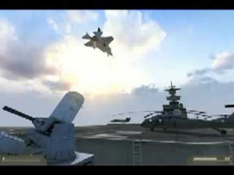 F35 Vertical Takeoff Flip