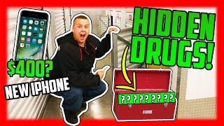 I Bought An Abandoned Storage Unit That Belonged To A DRUG DEALER PROSTITUTE