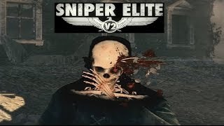 Sniper Elite v2 triple kill