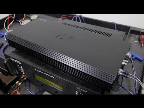 Sonic Electronix Certified Amp: NVX XPLD3K