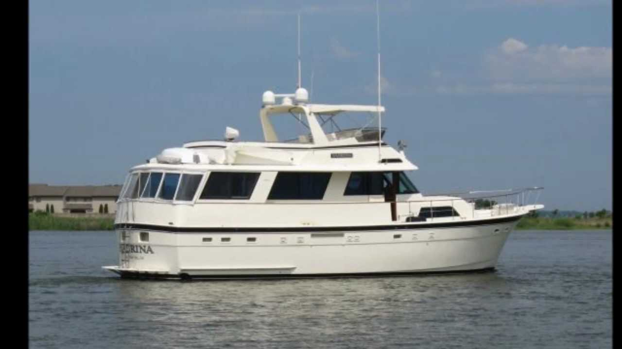 sabrina 58 39 1986 hatteras motor yacht maryland
