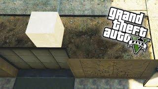 GTA 5 Next Gen Secret Hidden Cube On Mount Chiliad