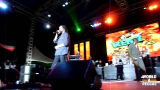 Damian Marley Live At Rebel Salute 2014 Part 1