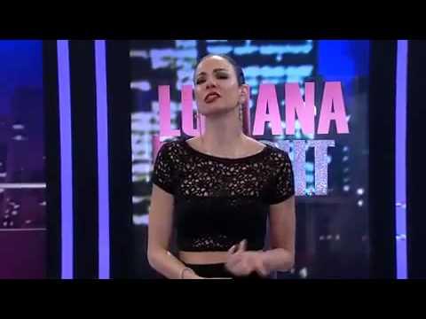 Luciana By Night (10/04/13) Catia Fonseca - Abertura
