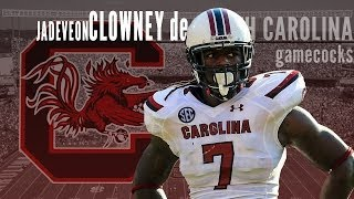 Jadeveon Clowney 2014 NFL Draft Profile