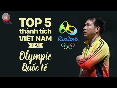Top 5 Bí Ẩn - 5 Thành Tích Nổi Bật Của VN Tại Olympic Quốc Tế