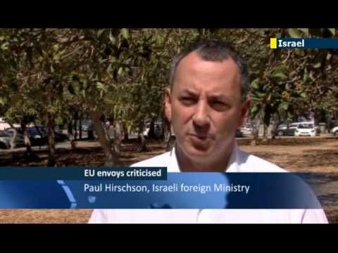 Israel rejects EU statements on Palestinian aid seizure: European diplomats 'broke the law'